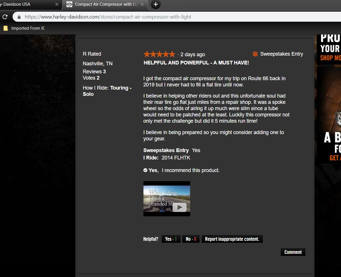 My review approved..JPG
